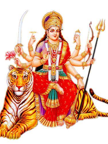 Durga, védelem